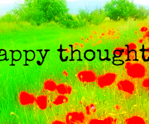 happy, thoughts, and love image