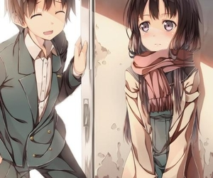 anime, like, and boy image