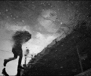art, black and white, and stunning image
