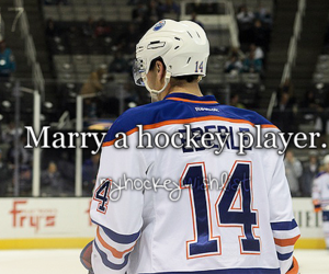 Dream, hockey, and marry image