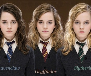 g, gryffndor, and hermione image
