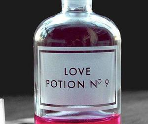love, potion, and pink image
