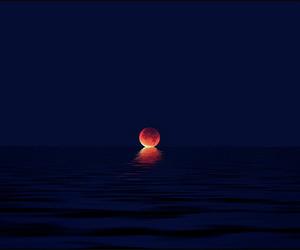 amazing, beautiful, and moon image