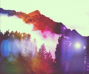photography, love, and mountains image