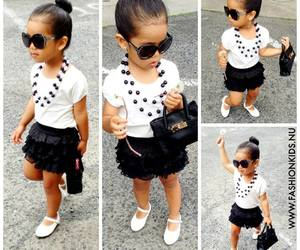 fashion, child, and cute image