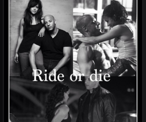 couple, fan, and michelle rodriguez image