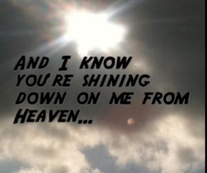 heaven, love quotes, and Lyrics image