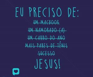 jesus, vida, and biblia image