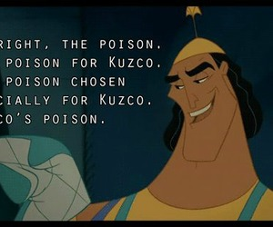 kronk, disney, and kuzco image