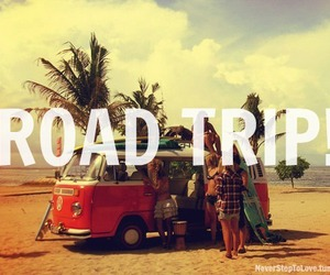 summer, Road Trip, and trip image