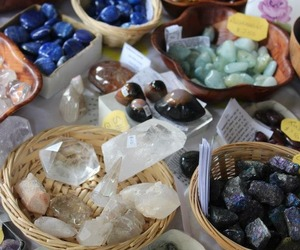 beautiful, collection, and crystals image