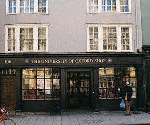 oxford, shop, and university image