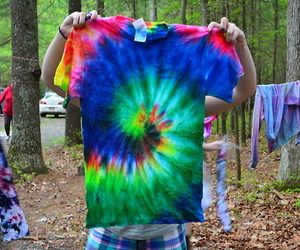 photography, colors, and t-shirt image