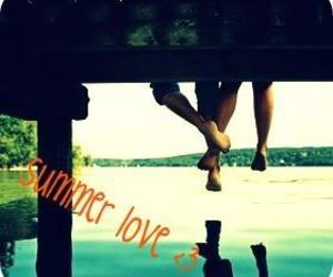 beach, summer love, and cool image
