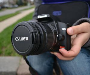 camera, random, and canon image