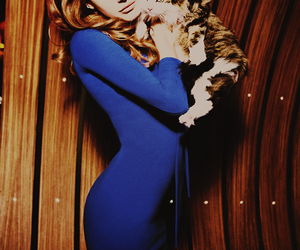lana del rey, cat, and lana image