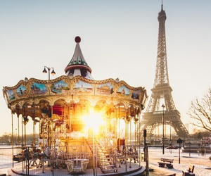 france, paris, and torre image