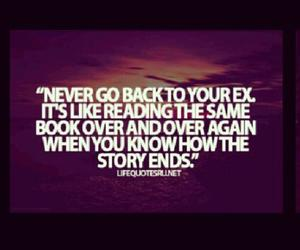 ex and never! image