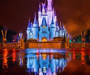 disney, Dream, and castle image