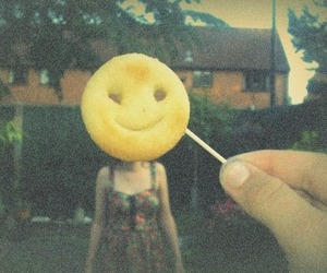 smile, vintage, and happy image