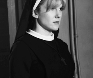 ahs, american horror story, and sister mary eunice image