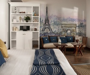 wall murals and wall paintings image