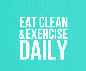 healthy, exercise, and motivation image