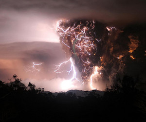 beautiful, explosion, and thunder image