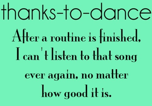Thanks To Dance Discovered By Thanks To Dance