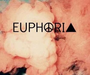 euphoria, pink, and peace image
