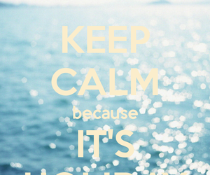 blue, holiday, and keep calm image
