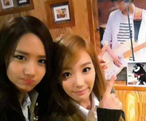 funny, taeyeon, and snsd image