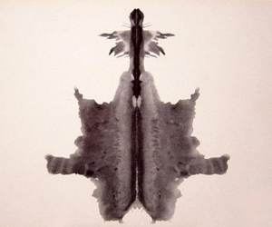 psicology and rorschach test image