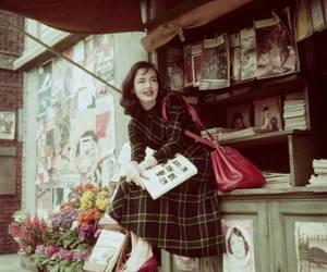 retro, romantique, and vintage style image