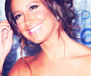 ashley tisdale and smile image