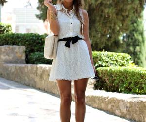 beautiful, bow, and fashion image