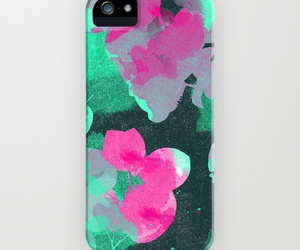 case, night, and flower image