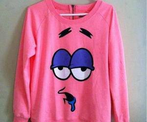 pink, patrick, and cool image
