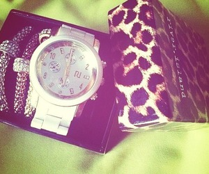 clock, fashion, and style image