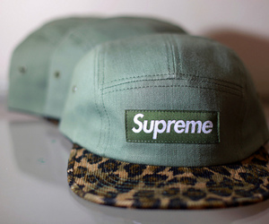 supreme and cap image