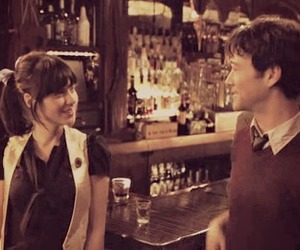 500 Days of Summer, boy, and girl image