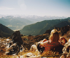 indie, mountains, and nature image