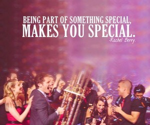 glee, rachel berry, and special image