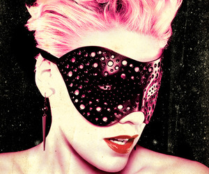 pink, try, and P!nk image