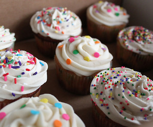 cupcakes, cute, and photography image