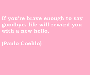 brave, inspire, and life image