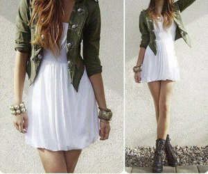 boots, bracelets, and dresses image