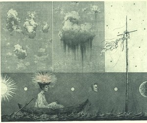 2000, etching, and russia image