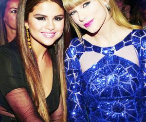 selena gomez, Taylor Swift, and selena image