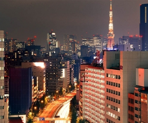 architecture, japan, and tokyo image